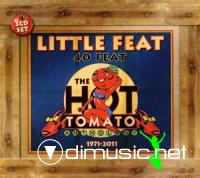 Little Feat - 40 Feat (the Hot Tomato Anthology 1971-2011)-3CD-2011
