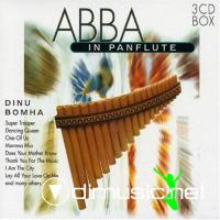 Dinu Bomha - ABBA In Panflute (2001) (3CD)