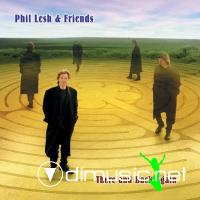 Phil Lesh & Friends - There And Back Again (2CD) 2002