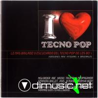 Various - I Love Tecno Pop Vol.1