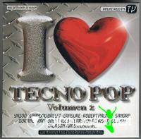 Various - I Love Tecno Pop Vol.2