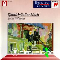 John Williams – Spanish Guitar Music - 1990