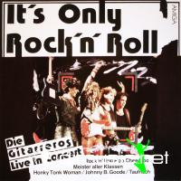 Gitarreros - Its Only Rock n Roll (1986)