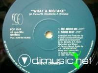 Ricky Davies - What A Mistake (1991)