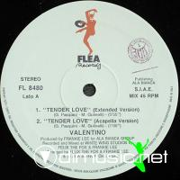 Valentino - Tender Love (1991)