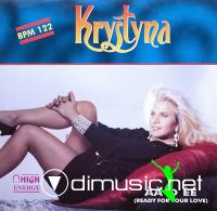 Krystyna - AA OO EE (Ready For Your Love) (1989)