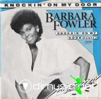 Barbara Fowler - Knockin' On My Door (Vinyl, 12'') 1985