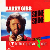 Barry Gibb - Shine Shine (Vinyl, 12'') 1984
