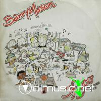 Barry Mason - If You (Want To Be Free) (Vinyl, 12'') 1986