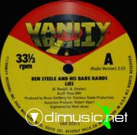 Cover Album of Ben Steele And His Bare Hands - Lies (Vinyl, 12'') 1983