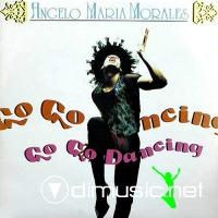 Cover Album of Angelo Maria Morales - Go Go Dancing (1990)