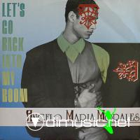 Cover Album of Angelo Maria Morales - Let's Go Back Into My Room (1991)