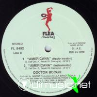 Doctor Boogie - Americana (1991)