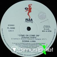 Donna Luna - Come On Come On (1991)