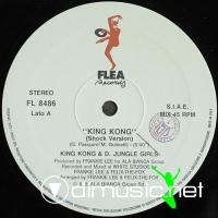 King Kong & D'Jungle Girls – King Kong (1991)