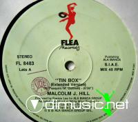 Malcolm J. Hill – Tin Box (1991)