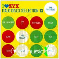 I Love ZYX Italo Disco Collection 13