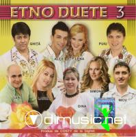Etno Duete Vol.3 2012 (CD ORIGINAL)