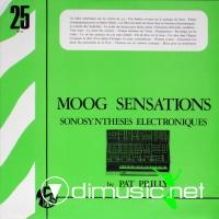 Pat Prilly – Moog Sensations (Sonosyntheses Electroniques) - 1971