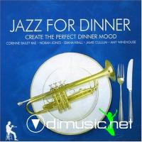 VA - Jazz For Dinner (2CD) (2006)