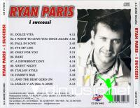 Ryan Paris - I Successi (2000)