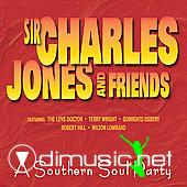 Sir Charles Jones - Southern Soul Party CD Album