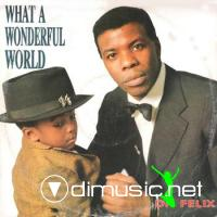 Dr. Felix – What A Wonderful World-Relax Your Body - Single 12'' - 1989