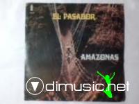 El Pasador – Amazonas - Single 7'' - 1976