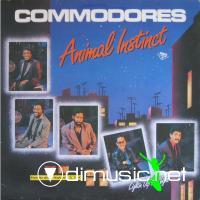 Commodores - Animal Instinct (Vinyl, 12'') 1985