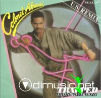 Colonel Abrams - Trapped (Extended Version) (Vinyl, 12'') 1985