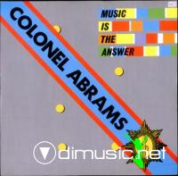 Colonel Abrams - Music Is The Answer (Vinyl, 12'') 1984