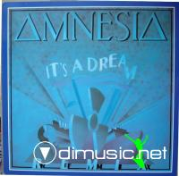 Amnesia - It's A Dream(Remix) - Single 12'' - 1989