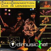 Taxi Connection live in London (1987) - Ini Kamoze