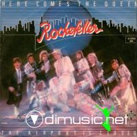 Rockefeller – Here Comes The Queen-The Airport Is Closed - Single 7'' - 1979