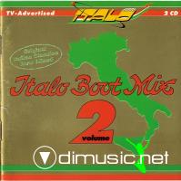 Various - Italo Boot Mix Volume 2 (2xCD)
