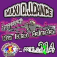 VA - Maxi D.J. Dance Vol.0214 (New Dance) (2012)