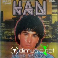 Han - Shock Me Now - Single 12'' - 1987