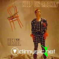 Hemyl - Keep On Rockin' - Single 12'' - 1986