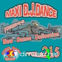 VA - Maxi D.J. Dance Vol.0215 (New Dance) (2012)