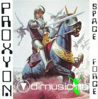 Proxyon - Space Force (CD Maxi Single) (1991)