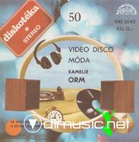 Kamelie-ORM – Video Disco-Móda - Single 7'' - 1982