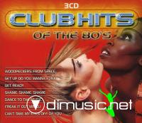 Various – Club Hits Of The 80's