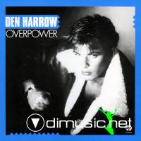Den Harrow - Overpower (LP 1985)