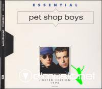 Pet Shop Boys - Essential (Limited Edition)