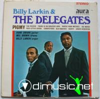 Billy Larkin & The Delegates - pigmy (1964)