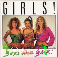Girls! – Boys Are Back - Single 7'' - 1986