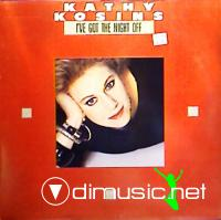 Kathy Kosins – I've Got The Night Off - Single 12'' - 1987