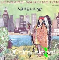 Leonard Washington – Agua - Single 12'' - 1983
