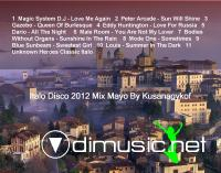 Italo Disco 2012 Mix Mayo By Kusanagykof