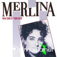 Merlina – Secret Night - Single 7'' - 1987